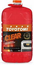 Toyotomi 1 Bidón Isoparafina Clear, Rojo, 10 litros Energía líquida para