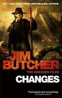 Changes: The Dresden Files, Book Twelve by Jim Butcher (Paperback, 2011)