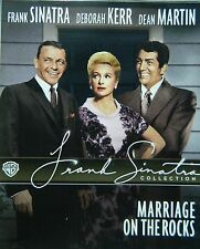 MARRIAGE on the ROCKS(1965) Frank Sinatra Debrorah Kerr Dean Martin Cesar Romero