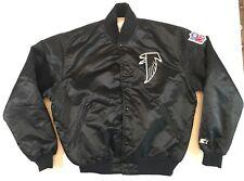 Vintage Atlanta Falcons Starter Satin Jacket Men's Size XL