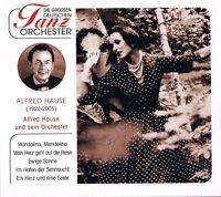 """DIE GROSSEN DEUTSCHEN TANZORCHESTER """"Alfred Hause und sein Orchester"""" NEU & OVP"""