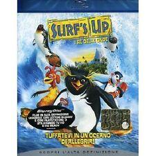 SURF'S UP - I RE DELLE ONDE -  BLURAY -  NUOVO SIGILLATO