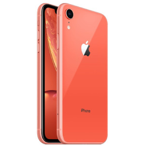 Apple iPhone XR 64GB 4G LTE (T-Mobile/Mint/Ultra/Metro) A+ 1-Year Warranty