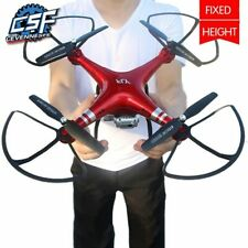 Professional RC Drone Quadcopter WiFi 720P HD FPV Camera Helicopter Large 42cm