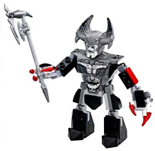 DC Super Heroes Steppenwolf Buildable Figure w/Weapon Building Kit Toy NEW