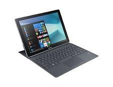"Samsung Galaxy Book 12"" Intel Core i5-7200U, Quad-Core, 4GB RAM, 128GB SSD, Windows 10 Tablet - Silver"