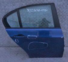 BMW 3 SERIES E90 1 Door Rear Right O/S Montegoblau Blue Blau Metallic - A51