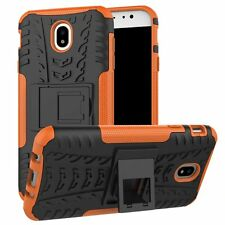 For Samsung Galaxy J3/J5/J7 Pro 2017 Rugged Shockproof Armor Case Stand Cover
