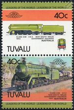 1943 NSWGR Class C38 4-6-2 #3801 (New South Wales) Train Stamps / LOCO 100
