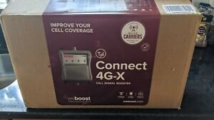 weBoost Connect 4G-X Indoor Cell Phone Signal Booster Up to 7500sq ft (471104)