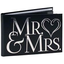 Malden International Designs Wedding Celebrations Mr & Mrs Brag Book Photo White