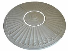 R81 Large 5 Part Ceiling in Fibrous Plaster - COLLECTION ONLY