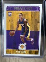 Kyle Kuzma Nba Hoops Rookie  No 277 Champs LA Lakers 🔥📈📈