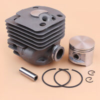 50mm Cylinder Piston Kit For Jonsered CS2063 CS2065 CS2071 CS2163 CS2165 CS 2171