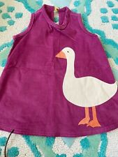 Rosi Life Corduroy Duck Dress With Bell Closure 6-12 Months