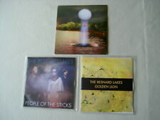 THE BESNARD LAKES job lot of 3 promo CDs A Coliseum Complex Museum Golden Lion