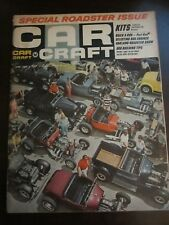 Car Craft Magazine June 1967 Roadster Issue Kits Chassis Bodies No Label (X6) X8