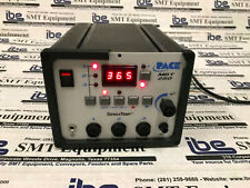 PACE MBT250 SensaTemp Soldering/Desoldering Rework Power Supply w/Warranty!!!