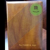 """Biblia De Letra Grande NTV ZIPER CAFE  TRADUCCION VIVIENTE """"PERSONALIZADA"""""""