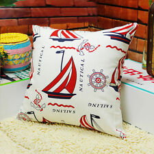 "Nautical 18x18"" Size Decorative Cushions & Pillows"