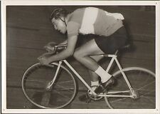 PHOTO PRESSE COUREUR CYCLISTE A IDENTIFIER VELO BICYCLE