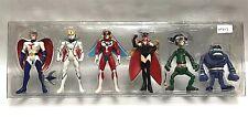 Figurines action figures Gatchaman LA BATAILLE DES PLANETES TATSUNOKO PRODUCTION