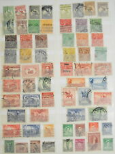 Australia collection of 167 all different early used stamps SCV $275+