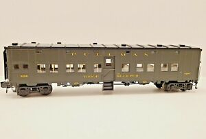Weaver Model Pullman Troop Sleeper, 8196, 3 Rail, New in Box