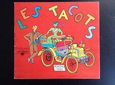 album à Colorier Les tacots Volumetrix 1962 TBE