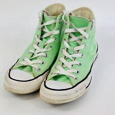 converse all star verde chiaro alte in vendita | eBay