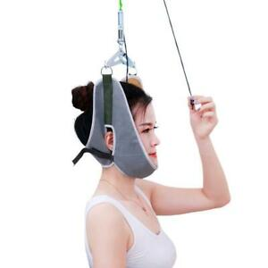 Neck Traction Cervical Traction Device Stretch Devices Adjustment Chiropractic