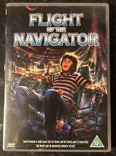 FLIGHT OF THE NAVIGATOR DVD 1986 (SARAH JESSICA PARKER) VERY GOOD CONDITION