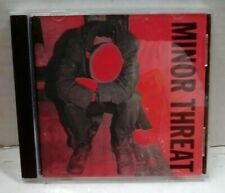 Minor Threat Complete Discography CD