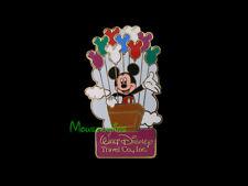 MICKEY MOUSE Hot Air Balloon Disney Travel Co. 2002-03 LE Pin