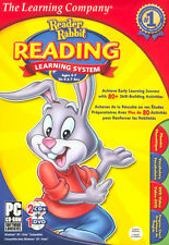 Learning PC games for kids,Reader Rabbit Reading Learning,Spelling,Vowels,Phonic