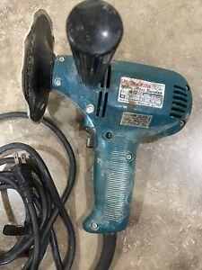 """Makita GV5000 Corded Electric 5"""" Disc Sander Made in Japan"""