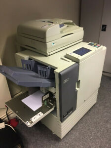 Riso Comcolor 3110 High speed colour inkjet A4