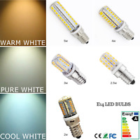 LED E14 Bulbs 1w 2w 2.5w 3w 4w 5w Energy Saving Bulb Corn Capsule Cool White UK