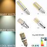 LED E14 Bulbs 1w 2w 2.5w 3w 4w 5w Energy Saving Bulb Corn Capsule Cool White UK