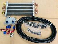 KLS M7 SPEC TOP MOUNT INTERCOOLER KIT FOR MINI COOPER S SUPERCHARGER R53 02-06