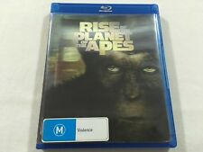 Rise of the Planet Apes (2011) - Lenticular Blu-Ray + DVD Region B/4 | VGC