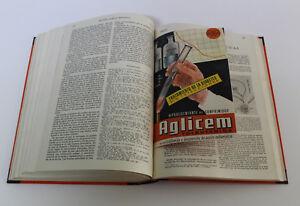 Antique Magazine Clinical Spanish C.Jimenez Diaz Tomo Lxv Year 1957 Apr A June