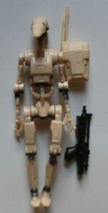 Star Wars 1999 Episode 1 The Phantom Menace Battle Droid Clean Variant TPM