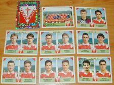 PANINI FOOTBALL CALCIATORI  1993-1994 MONZA SERIE B COMPLET CALCIO ITALIA