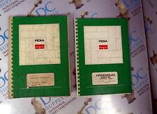 FIDIA CNC12 COMPACT & ADDENDUM CNC 12 LOT OF 2