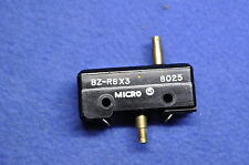 Micro Switch Bz Rsx3 Limit Switch Spdt New 10 Amp 480 Vac Double Plunger