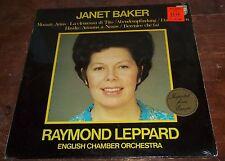 Janet Baker/Leppard MOZART/HAYDN Arias - Philips 6500 660 SEALED