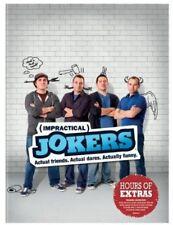 Impractical Jokers: Season One - 2 DISC SET (2013, REGION 1 DVD New)