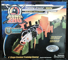 Kung Zhu, Special Forces, Training Ground Alpha, New!