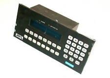 Uticor Operator Interface Model 18522A1N008E0